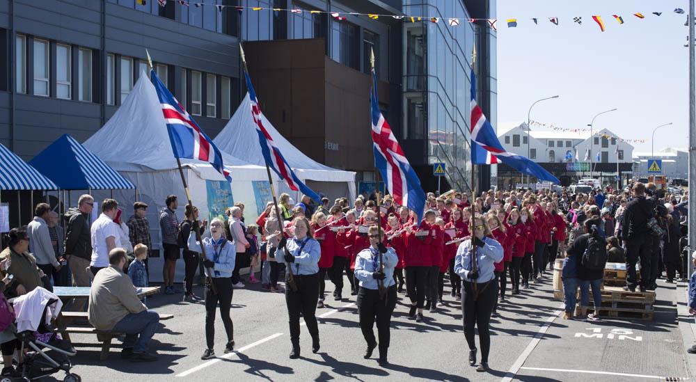 Hátíð hafsins 2018 - Minnigarathöfn